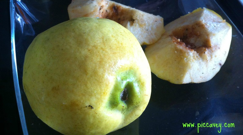 Quince Membrillo Spanish Fruit