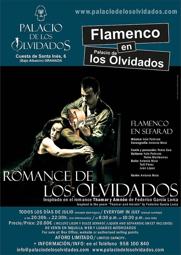 Flamenco Granada July 2014
