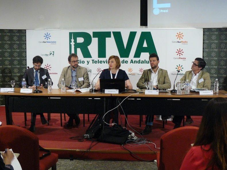 RTVA Sevilla Molly Sears Piccavey Ponente