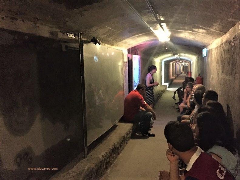 Refugios Almeria Bunkers Spain