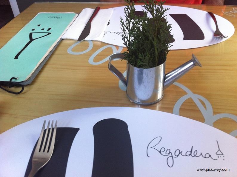 Regadera Cordoba Spanish Food
