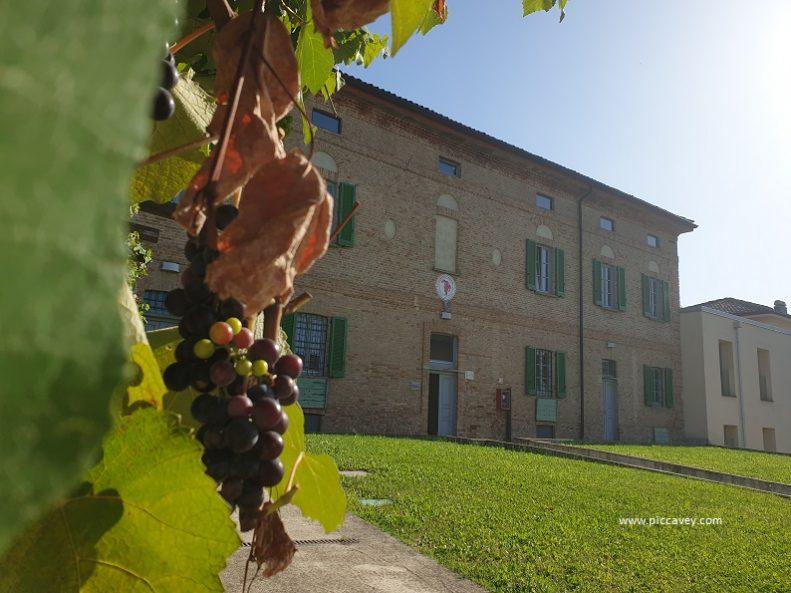 Regional Wine Centre in Lombardy.