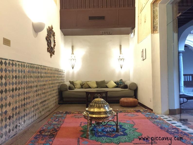 Relax at Granada s Parador