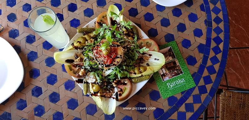 Restaurant Baraka Orgiva Granada Halal