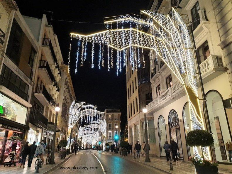 Reyes Catolicos Granada December 2020