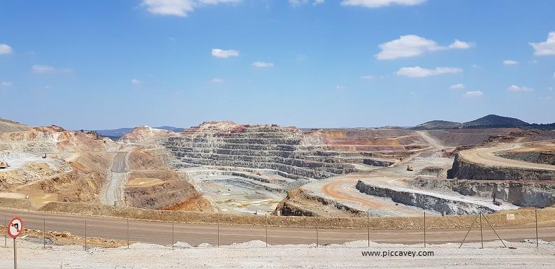 Riotinto Mine Huelva