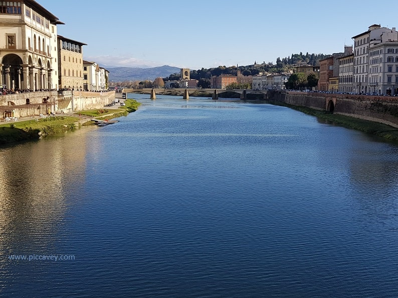 River Arno Florence Italy Visit Tuscany