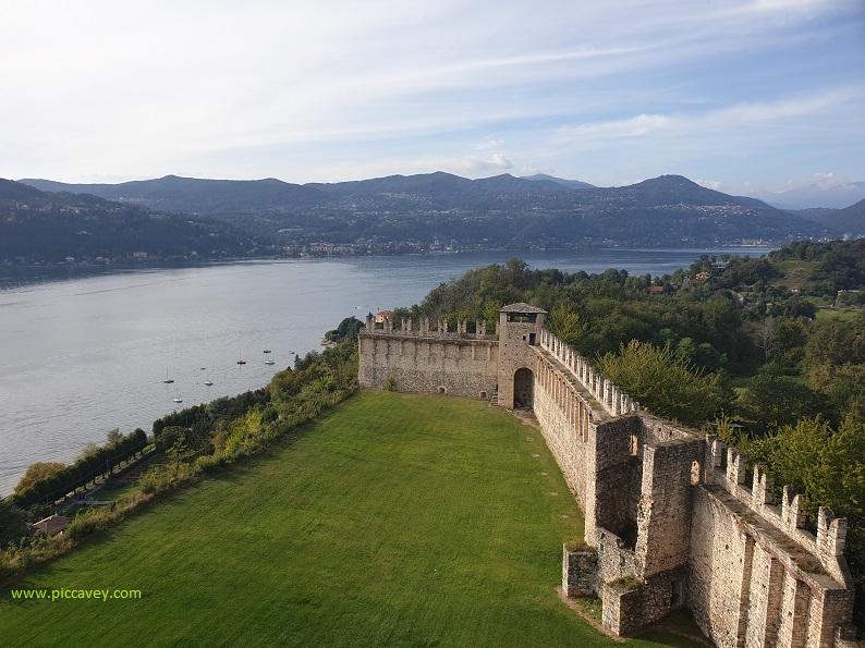 Rocca di Angera, Lombardia