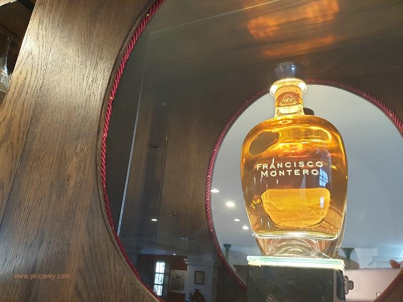 Ron Montero Spanish Rum in Motril