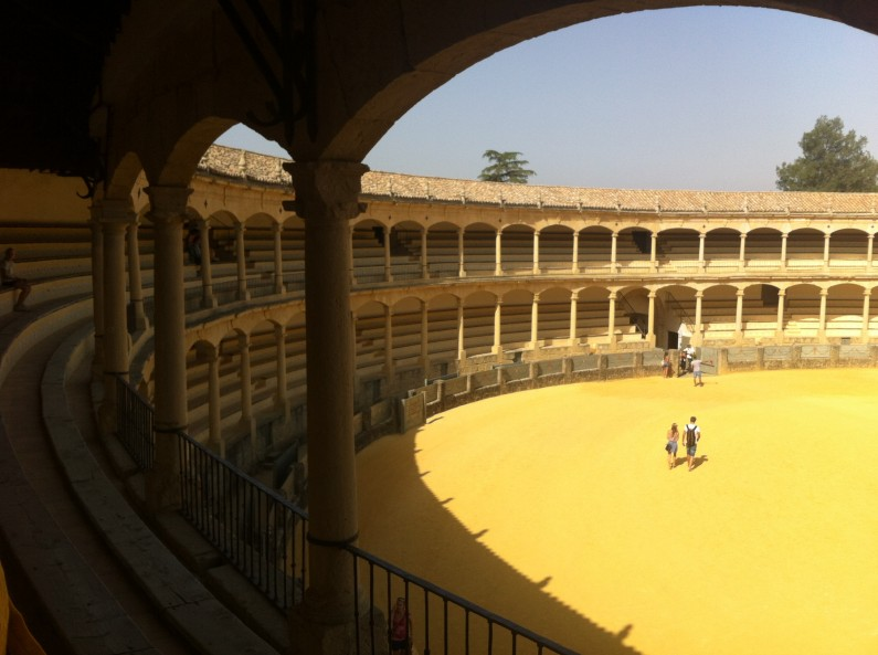 Plaza de Toros Ronda Spain Bullfighting Spanish traditions