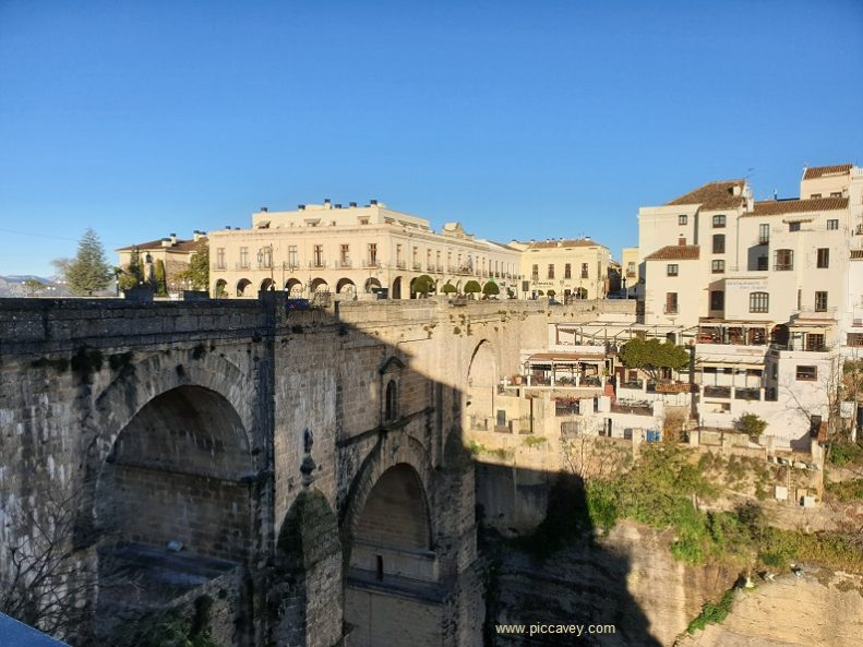 Ronda Spain Blog New Bridge