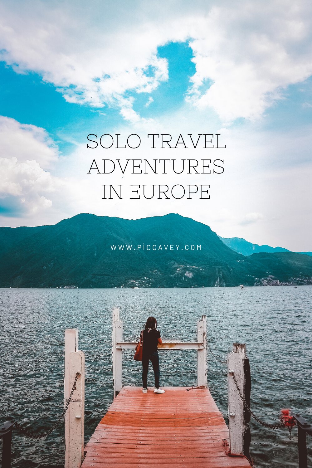Solo travel in Europe