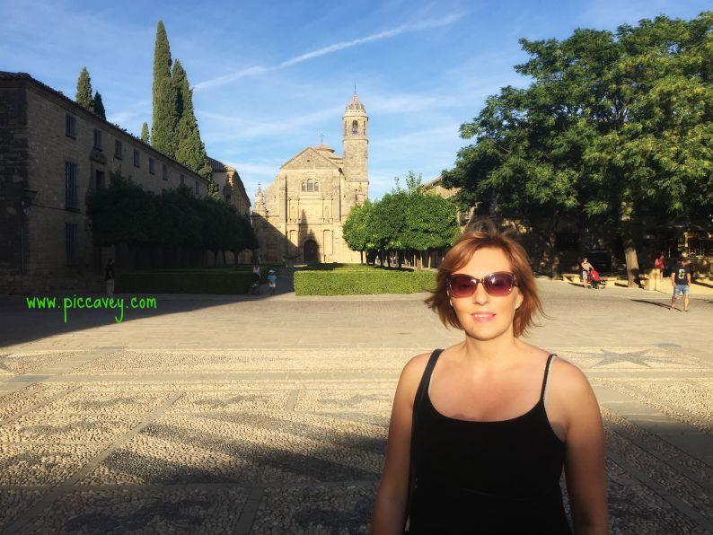 Plaza Vazquez de Molina Ubeda Spain