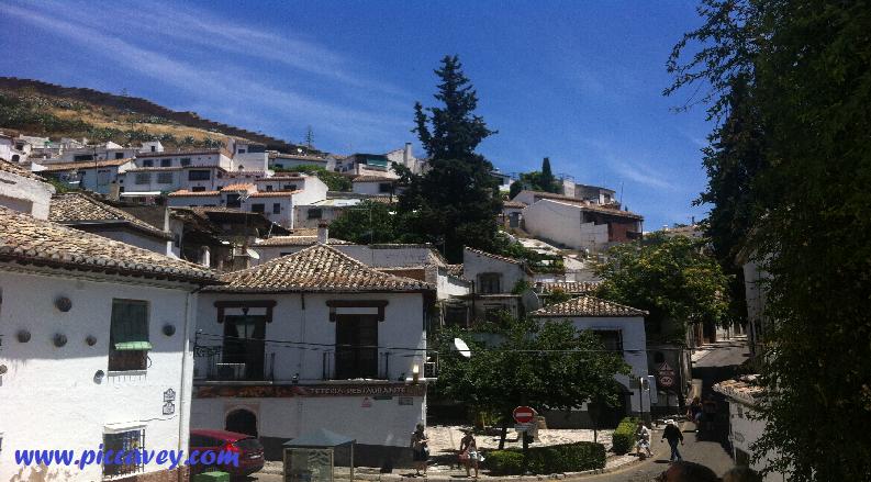 Sacromonte Granada Spain