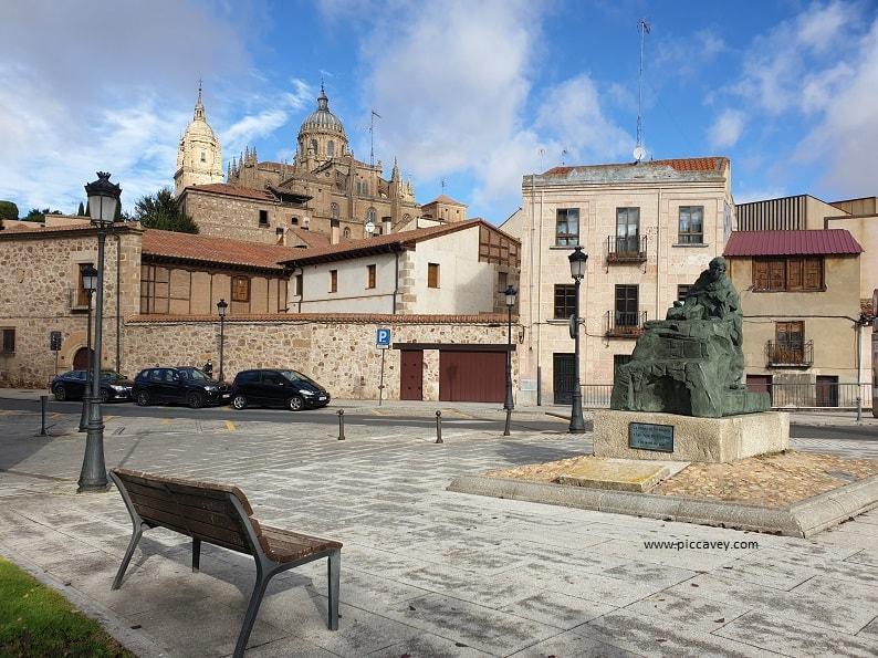 Salamanca Spain blog