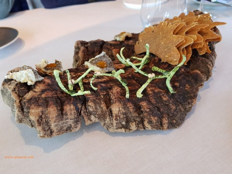 Salgar Gijon Michelin Star in Spain
