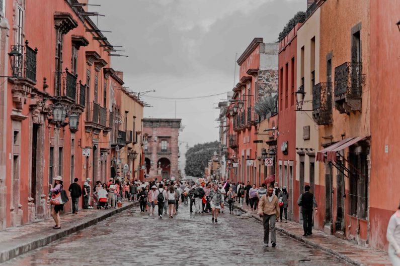 San Miguel de Allende Mexico By Jezael Melgoza.