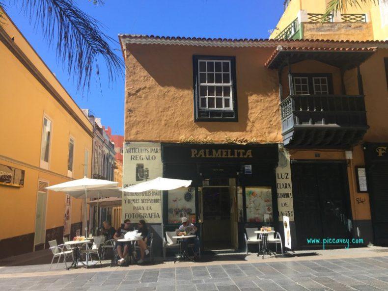 Santa Cruz Tenerife Food