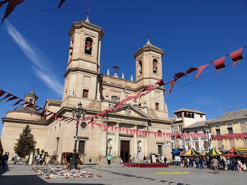Santa Fe Granada Spain