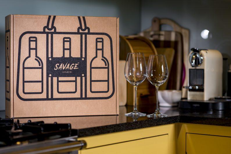 Savage Vines Wine Subscription