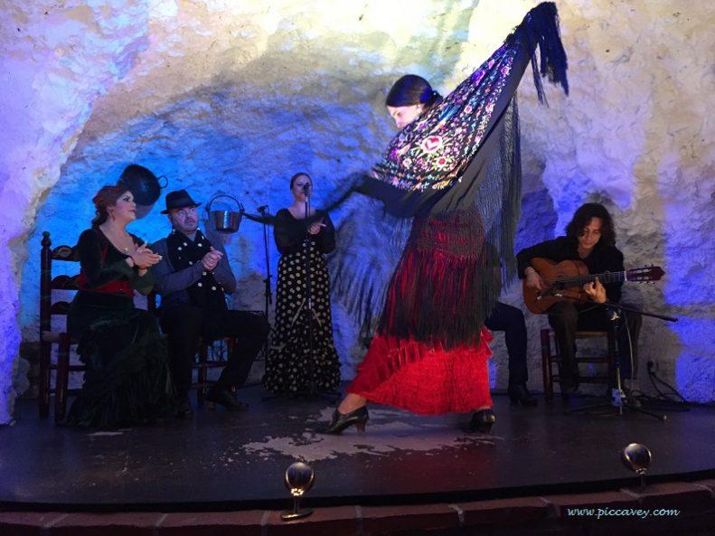 See Flamenco in Granada with Children