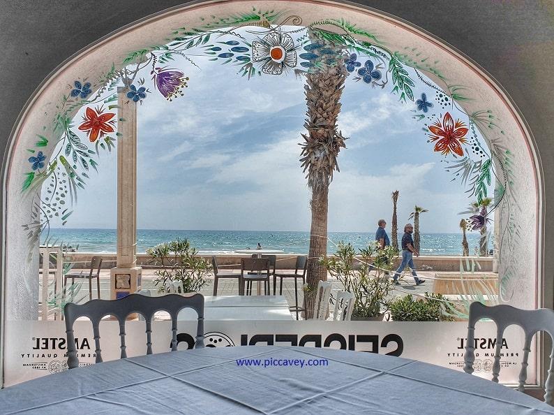 Seis Perlas El Campello Restaurante Alicante
