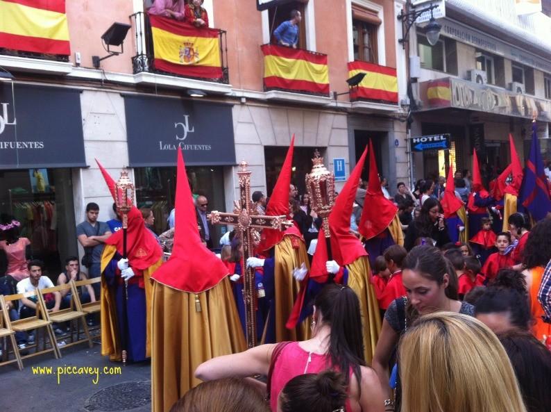 Semana Santa Granada Spain