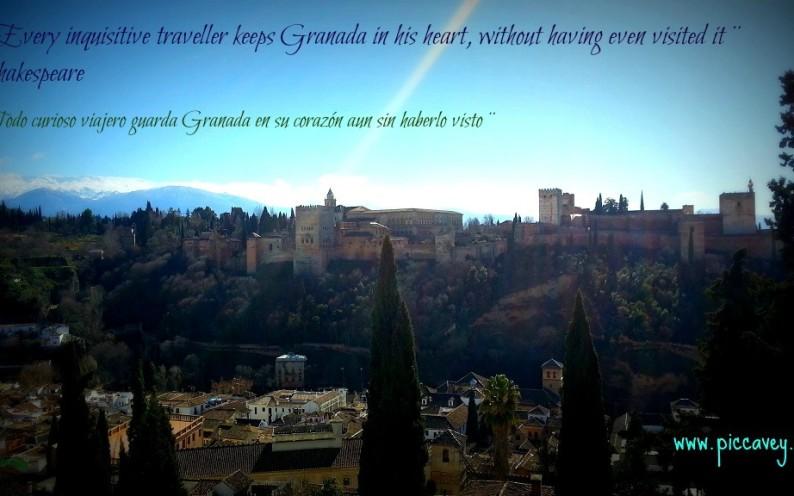 Mirador de San Nicolas Granada Spain