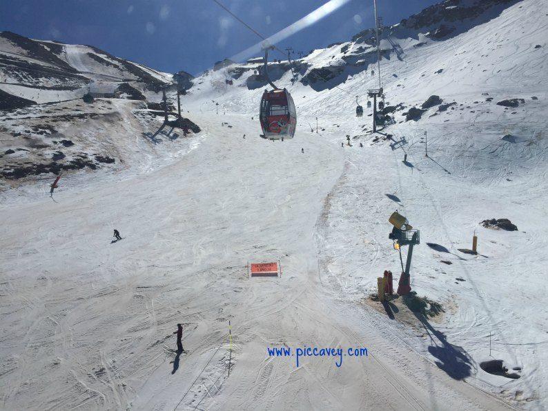 Sierra Nevada Granada Skiing