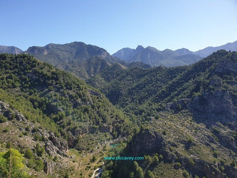 Sierras de Tejada y Almijara Axarquia Malaga