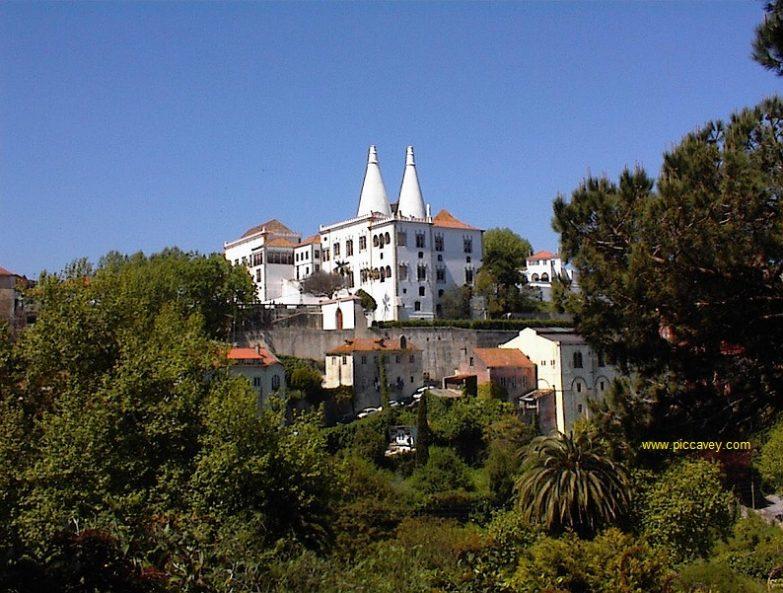 Sintra Lisbon Portugal UNESCO Sites
