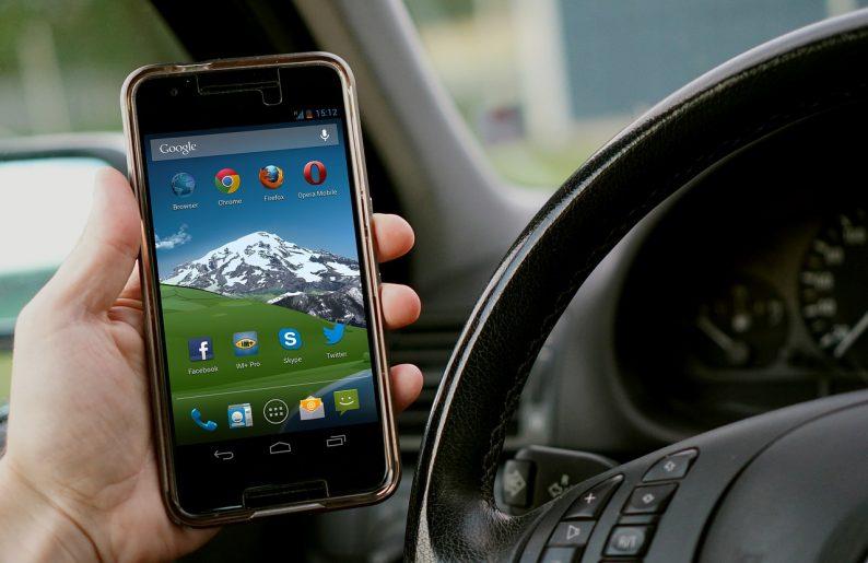 Smartphone travel tips.