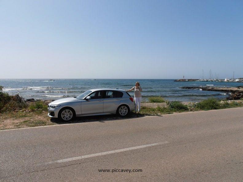 Spain Road Trip Rental Car