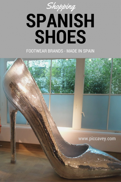 Spain Shoe Brands