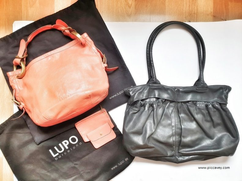Spanish Bags Lupo Barcelona