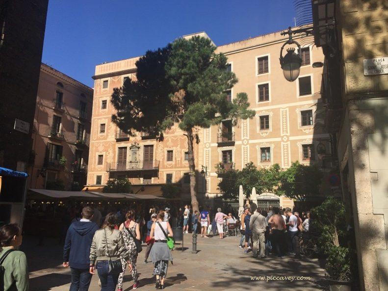 Spanish Cruise Barcelona