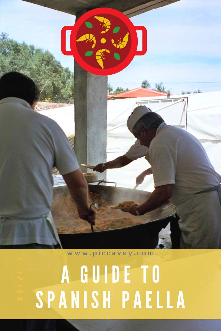 Spanish Paella Guide