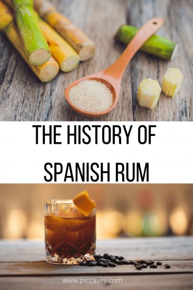 Spanish Rum History