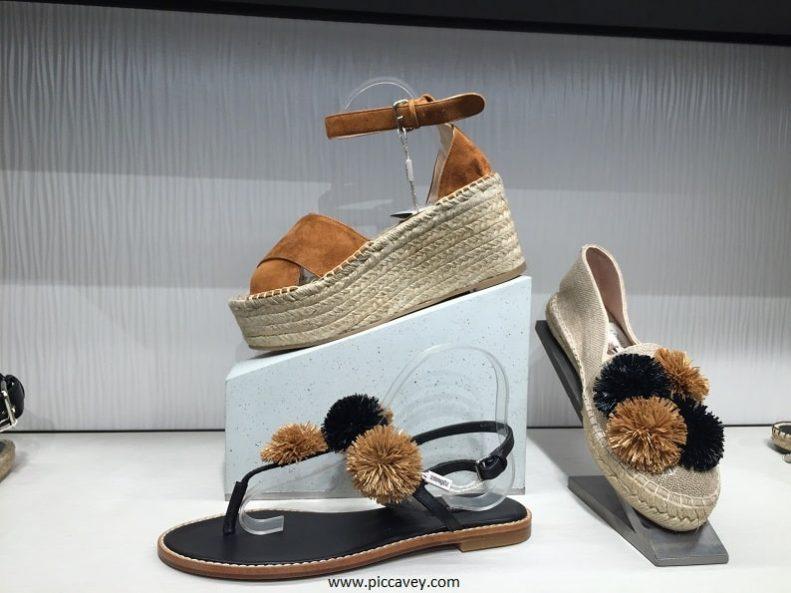Spanish Sandals Uterqu