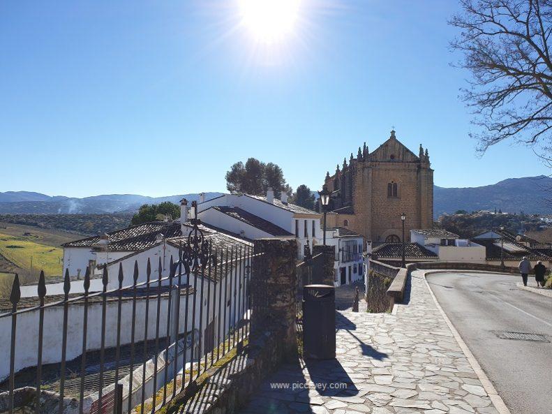 Spirito Santo Church Ronda Spain