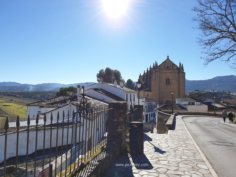 Spirito Santo Church Ronda Spain