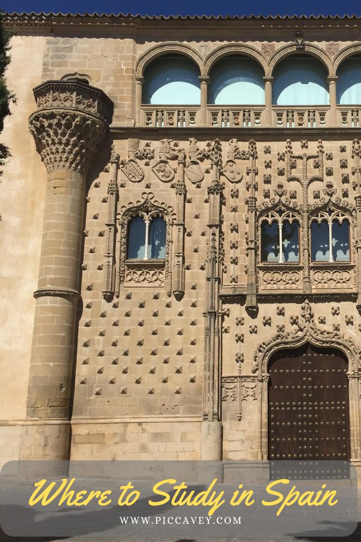 Baeza University in Spain