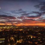 Sunset in Granada Spain - Best Alhambra Views + Mirador