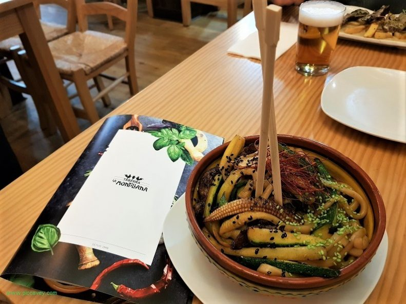 Taberna Montillana Cordoba Restaurants in Spain