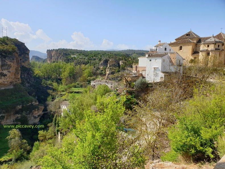 Tajo de Alhama de Granada Gorge