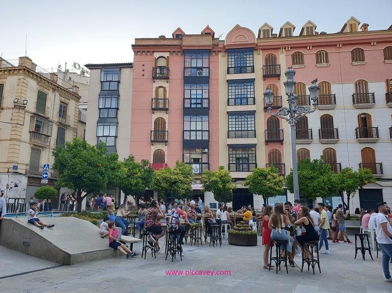 Tapas Bars in Jaen Spain