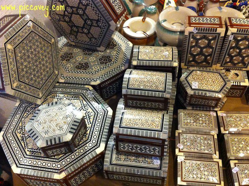 Taracea Andalusia gifts