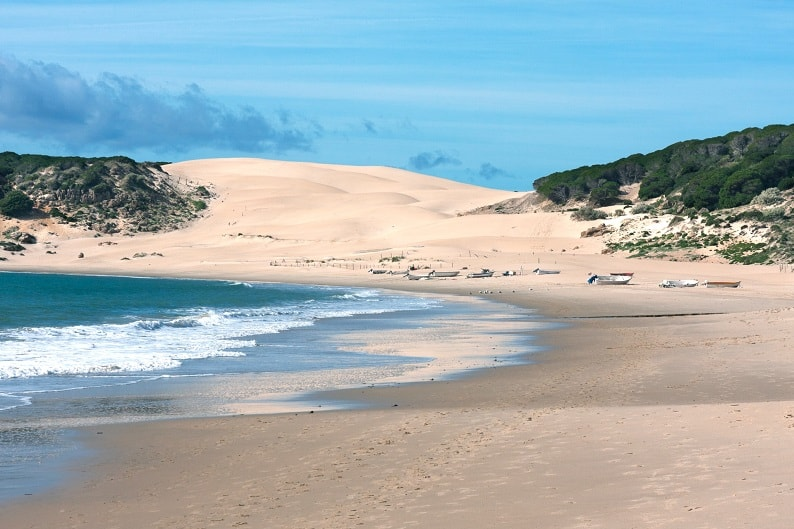 Tarifa Best Beaches in Spain