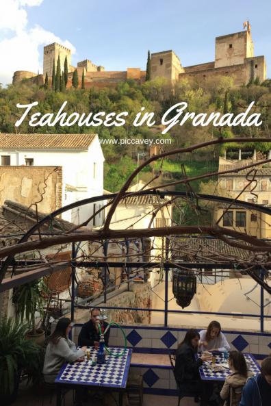 Tea in Granada