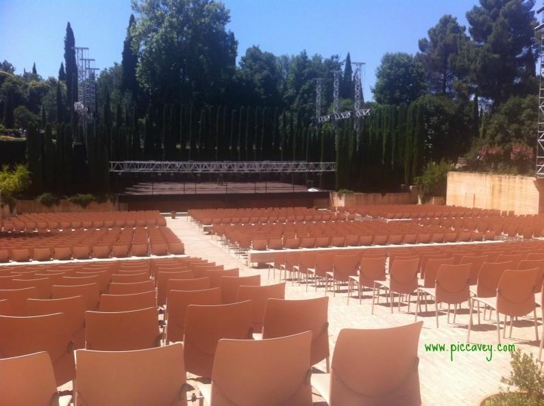 Teatro Generalife Dance Festival